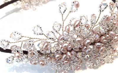 Gillian Million at Brides The Show Stand V33