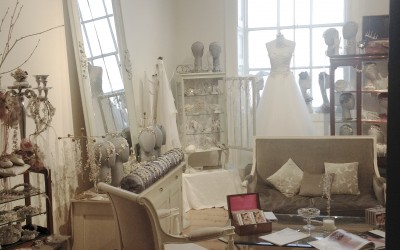 Gillian Million Wedding Accessories at Quintessentially Atelier at Somerset House