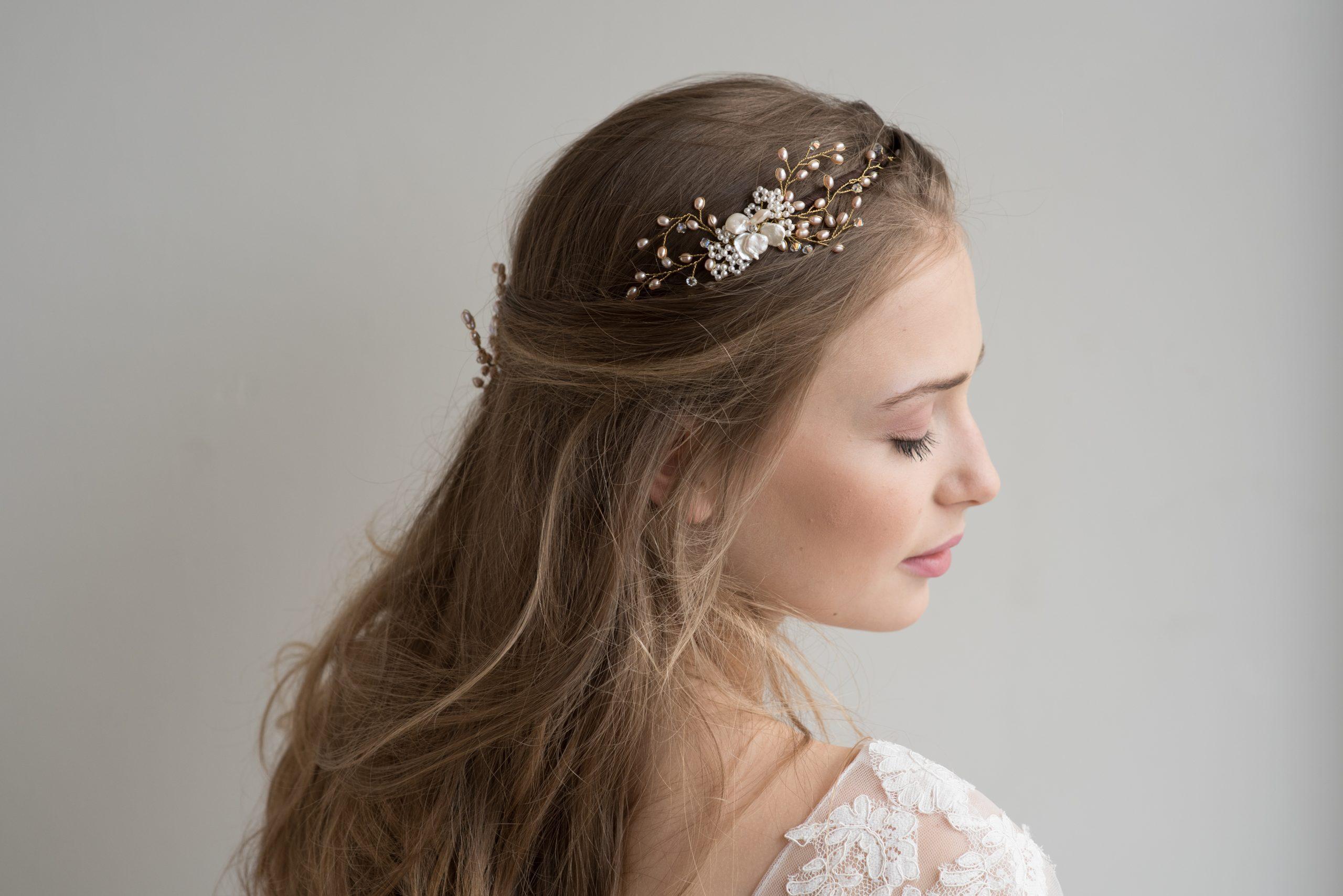 Pearl Fern Hair Vine