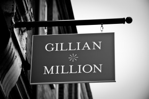 Gillian Million Wedding Accessories in South West London