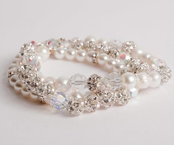 Ava Grace Pearl Bracelet