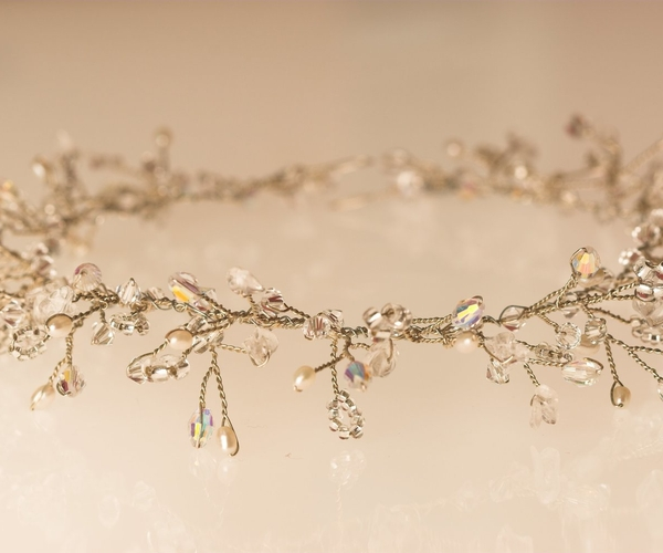 Crystal Dancing Tiara