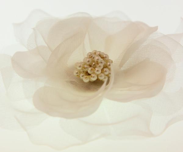Ivory Pearl Flower