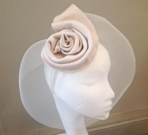 Freya Hat Fascinator