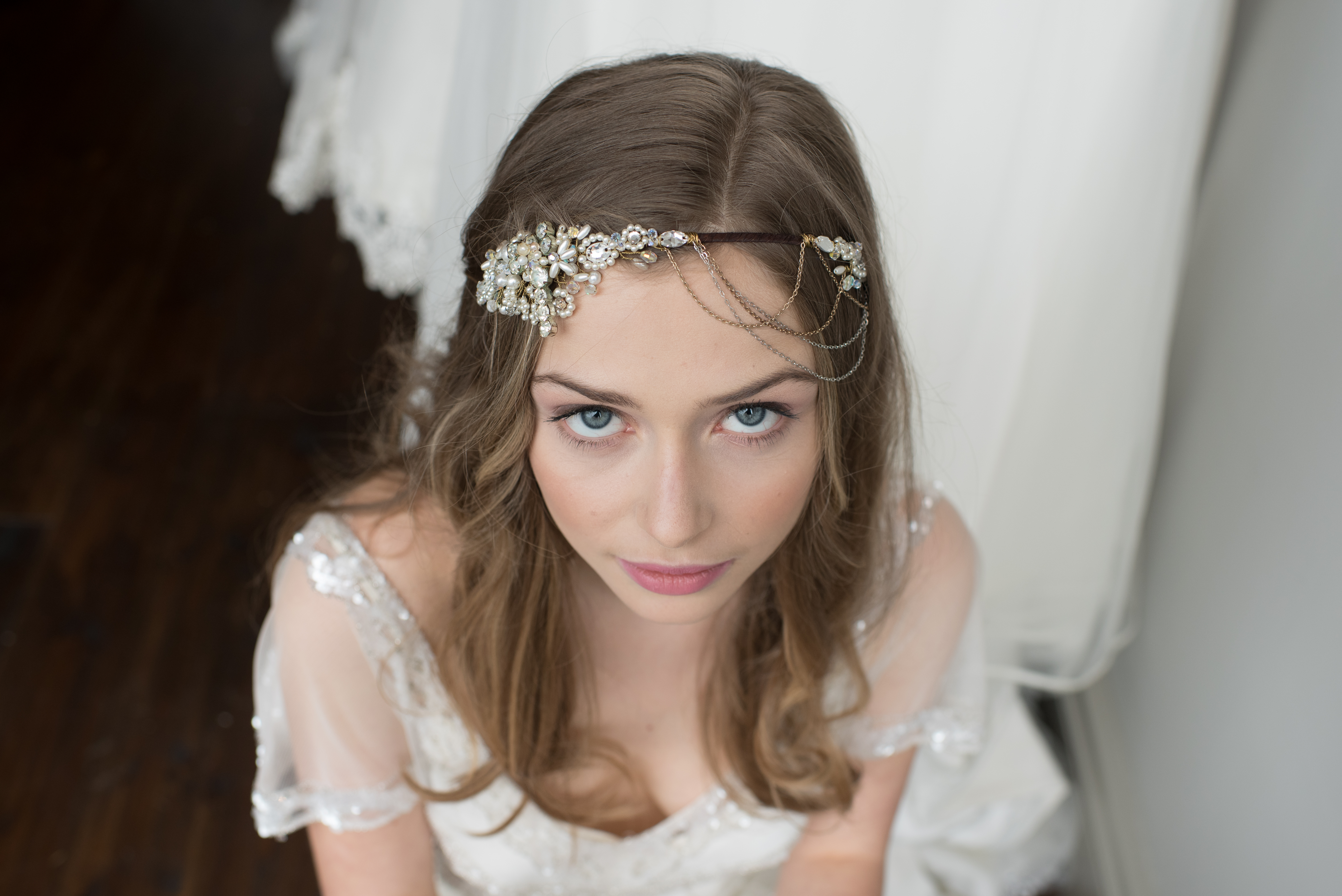 Following On From Our Article Published Today In Wedding Daily We Though D Shout About Fabulous New 2017 Bridal Hair Vines Collection Just One More