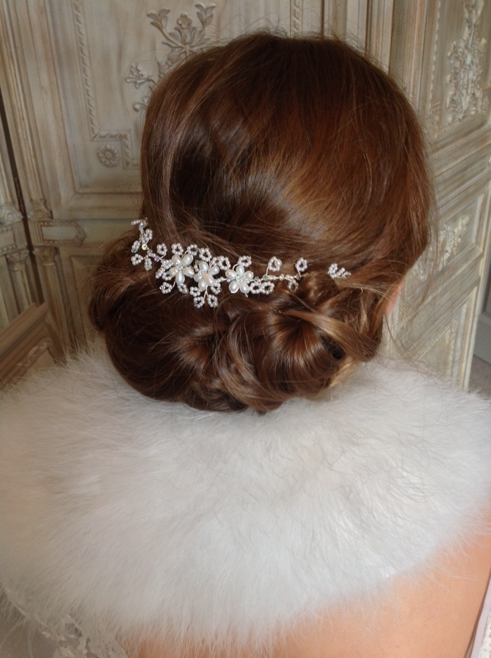 Pearl Hair Vine Granstrom