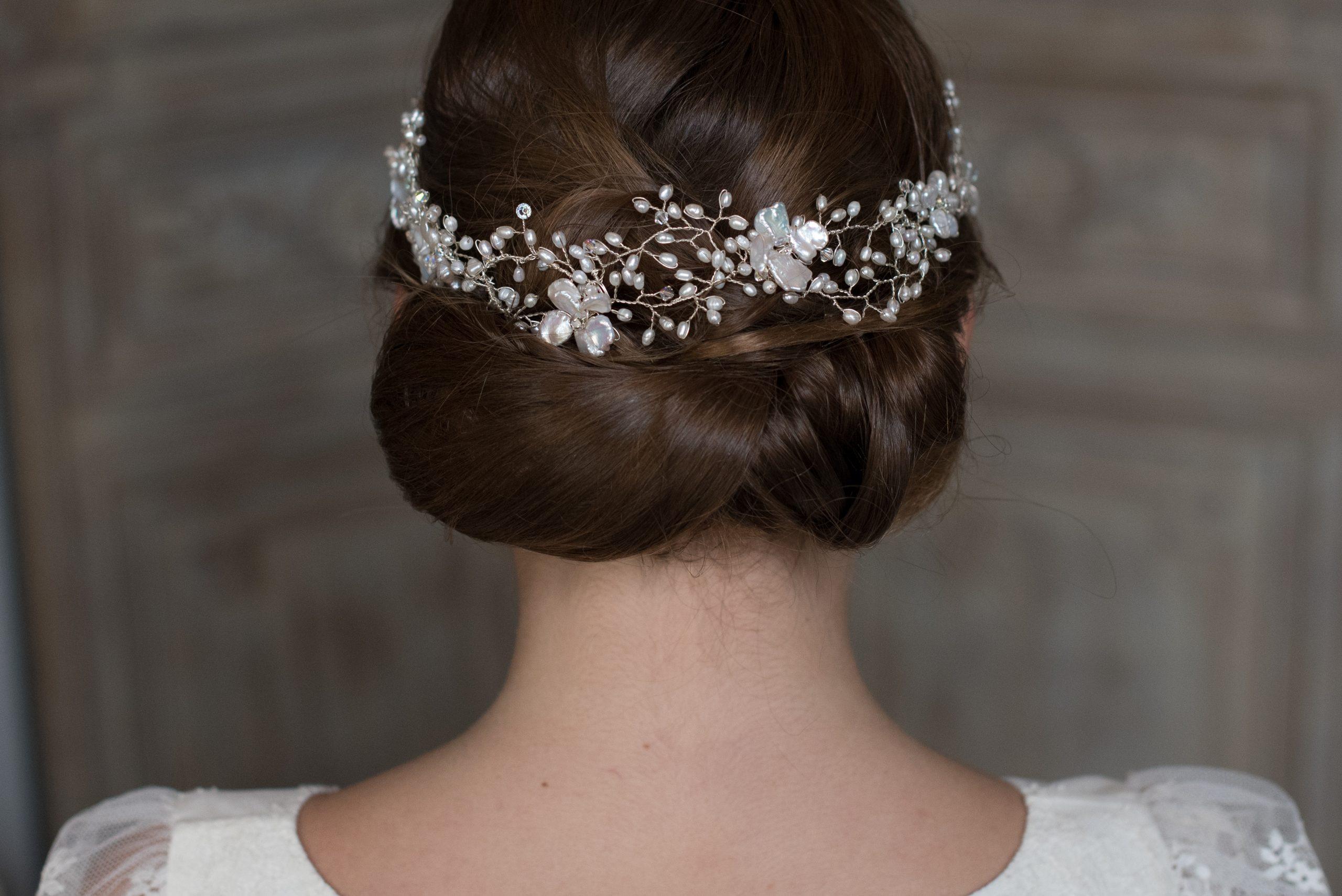 Pearl Hair Vine Wisteria