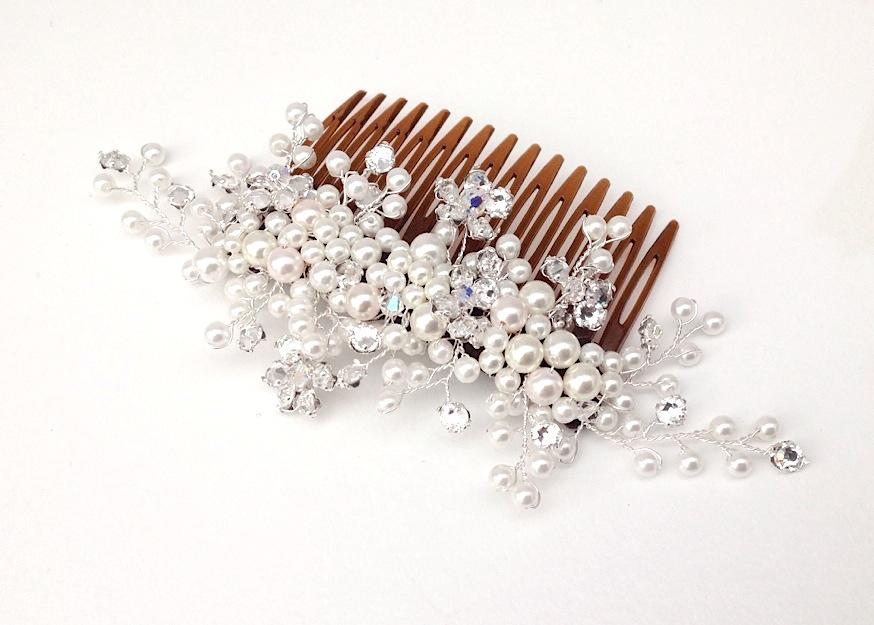 Yabiku Pearl Comb