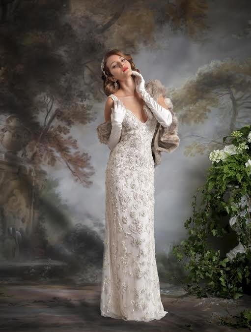 Eliza Jane Howell Sample Wedding Dresses at Gillian Million