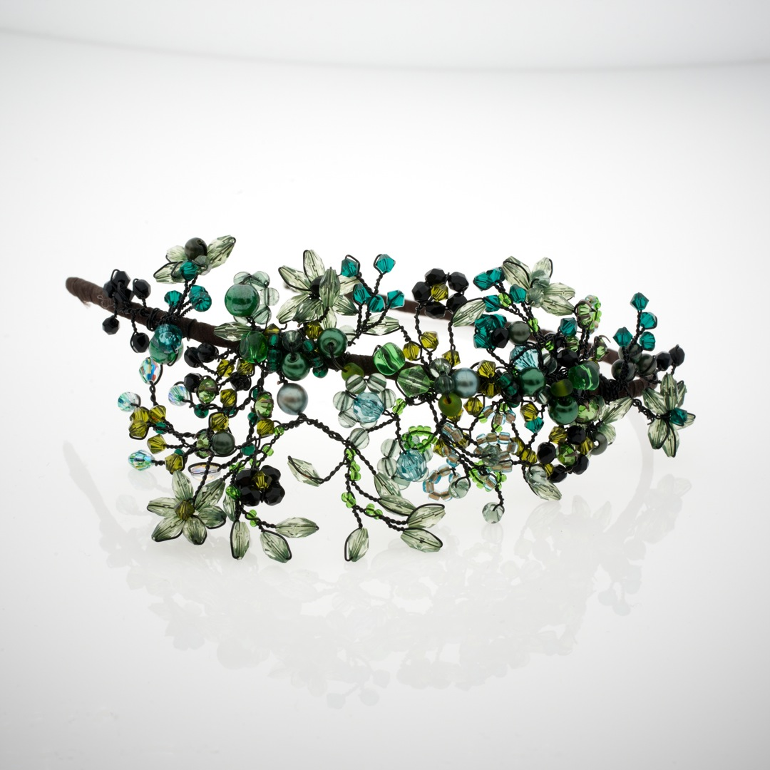 Evergreen Headdress
