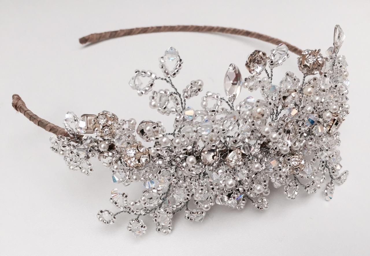 Llewellyn Crystal Headband
