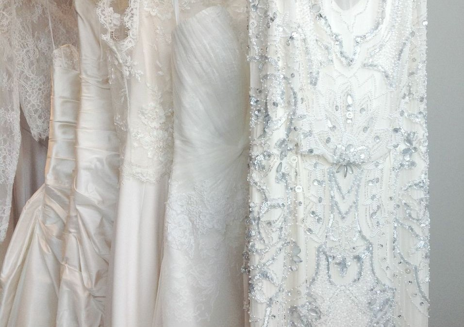 Why Sell Your Designer Wedding Dress With Gillian Million?