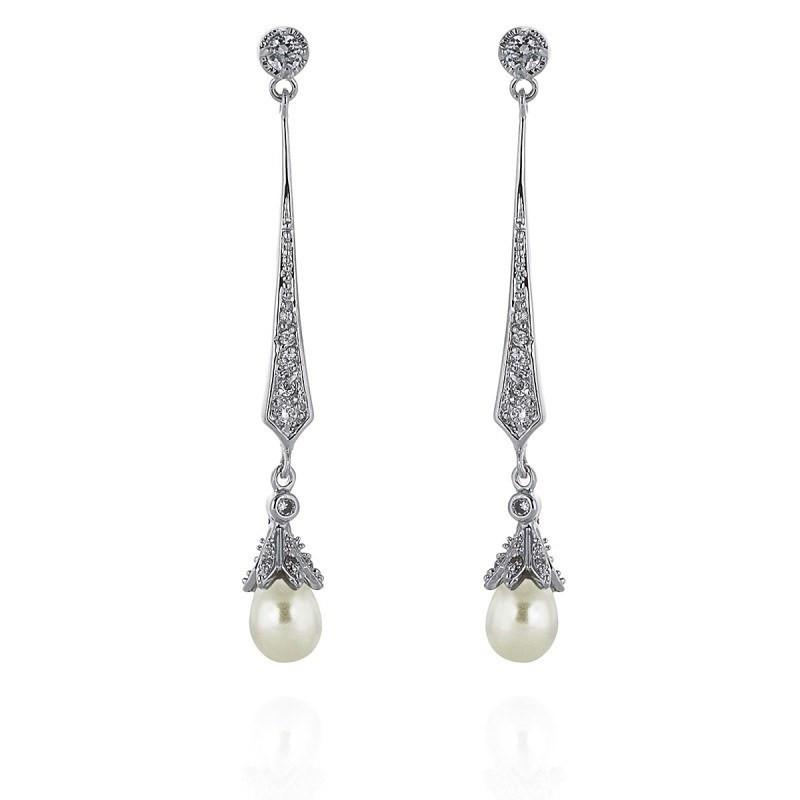 Crystal Hester Earrings