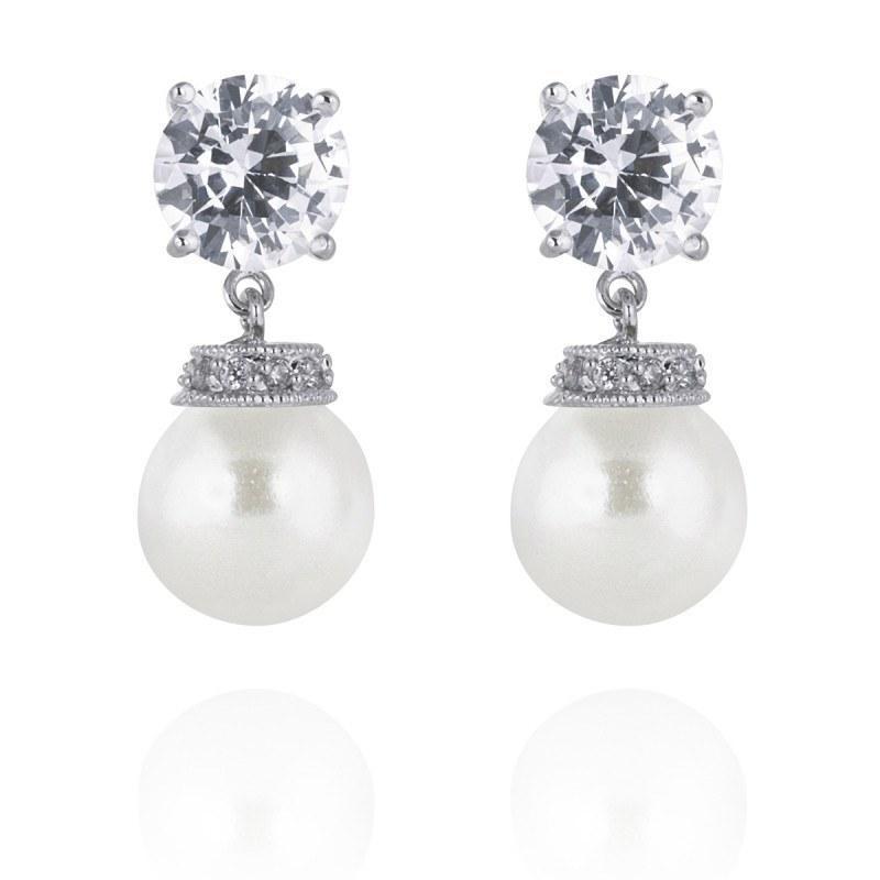 Maisey Pearl Earrings