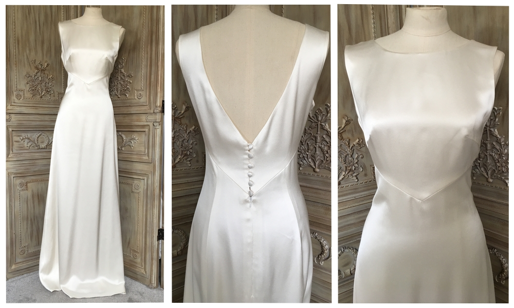 Emma Hunt Alba Wedding Dress £2295