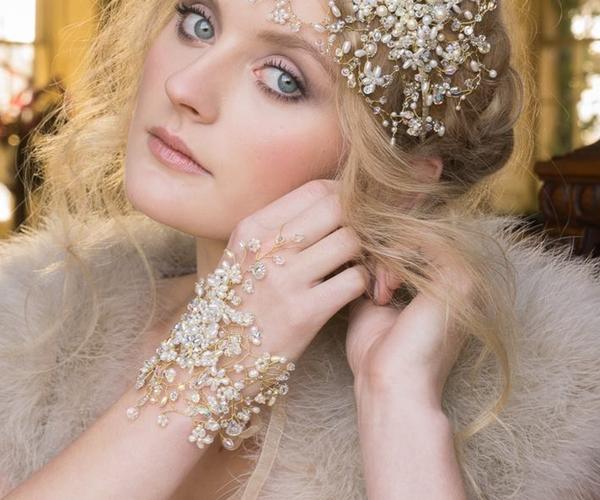 Crystal Raphael Cuff