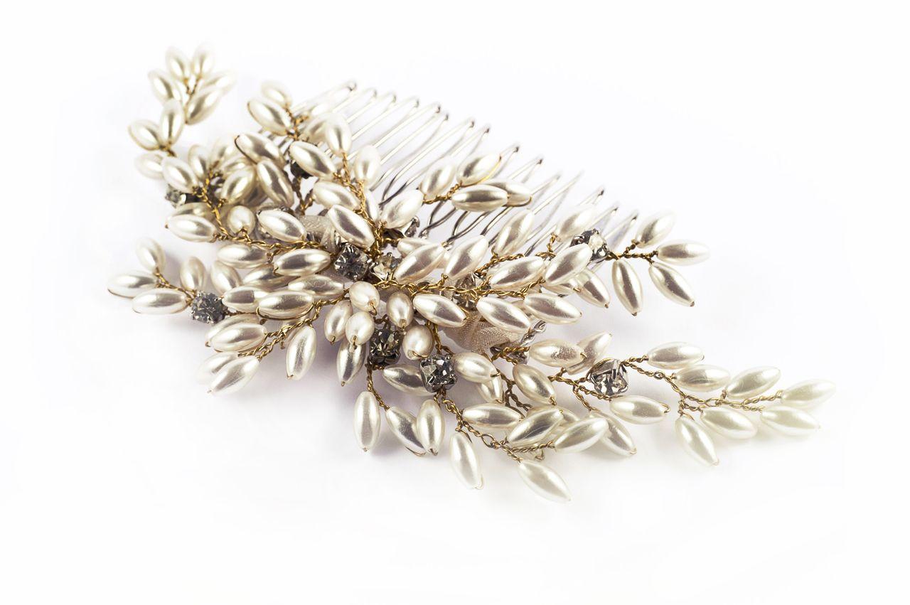 Pearl Fern Comb