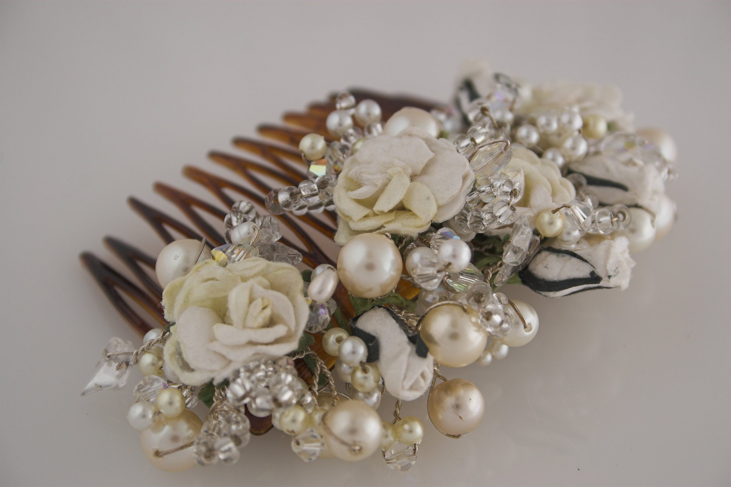 Vintage Rose Comb