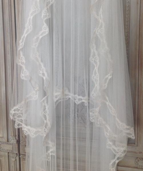 Silk Veil Juliette