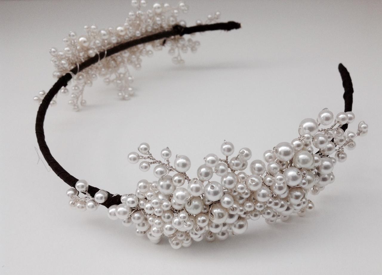 Pearl Catriona Hairband