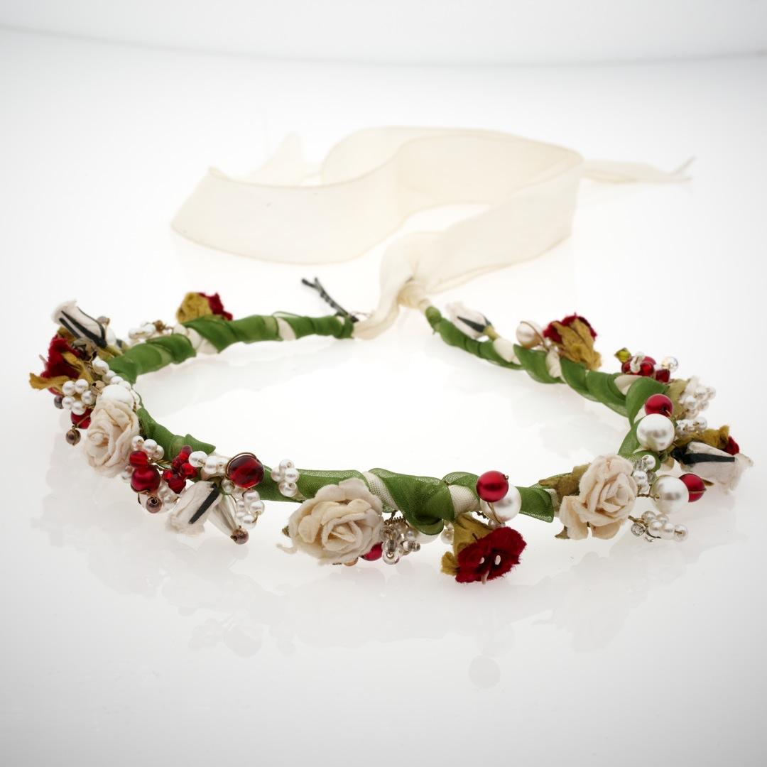Flower garland Roses Galore