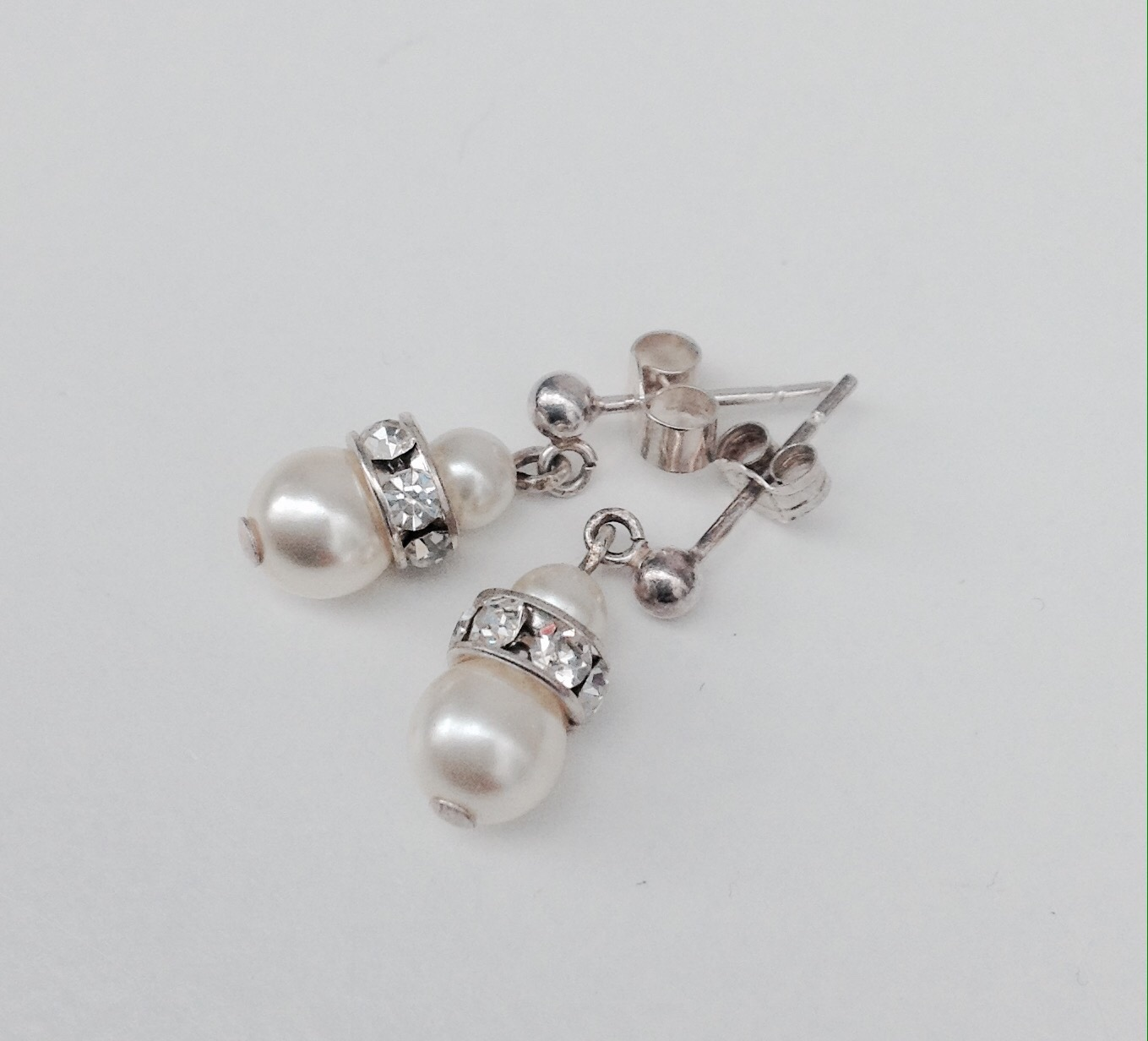 Georgia Pearl Earrings