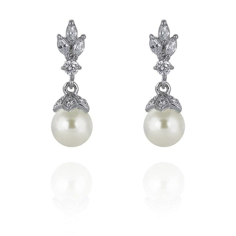 Acacia Pearl Earrings