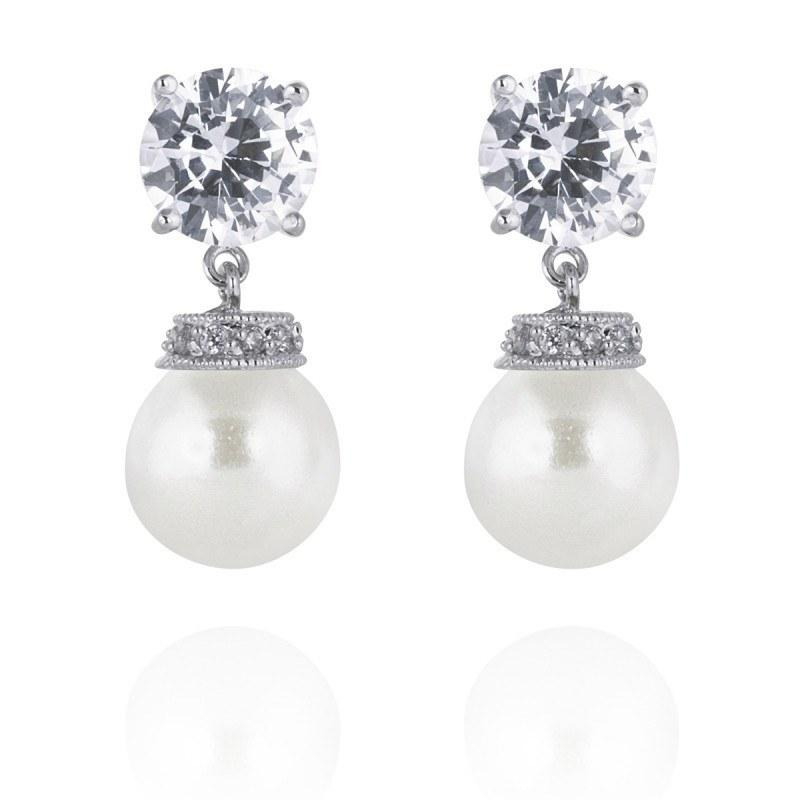 Maisey Pearl Earrings