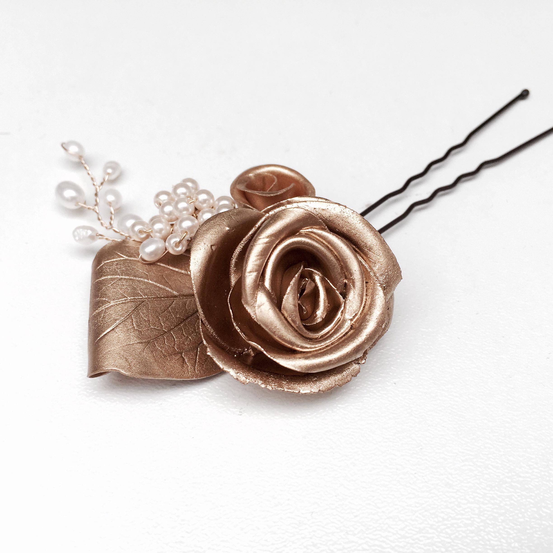 Eden Flower Hair Pin