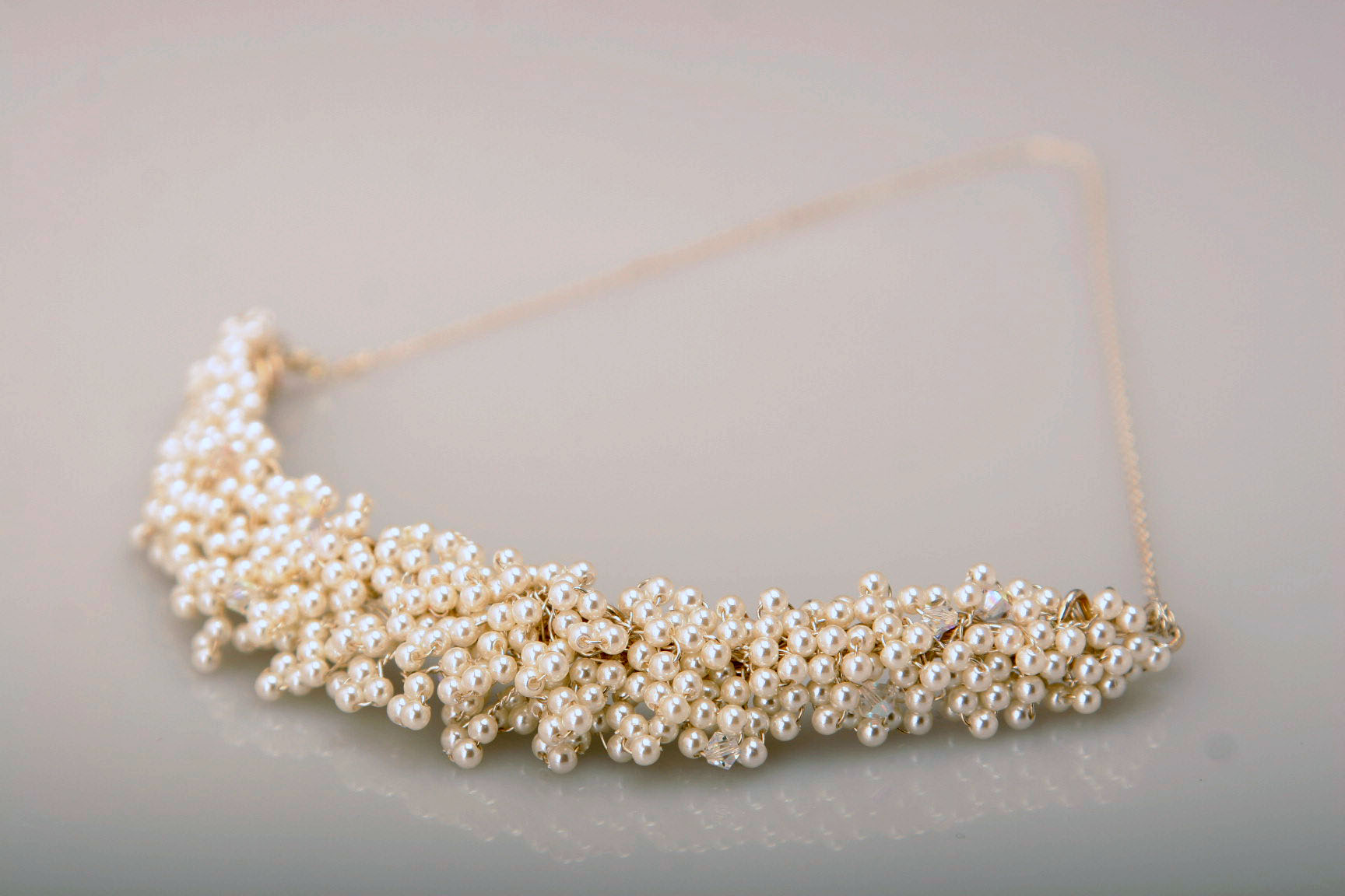 Lepley Pearl Necklace