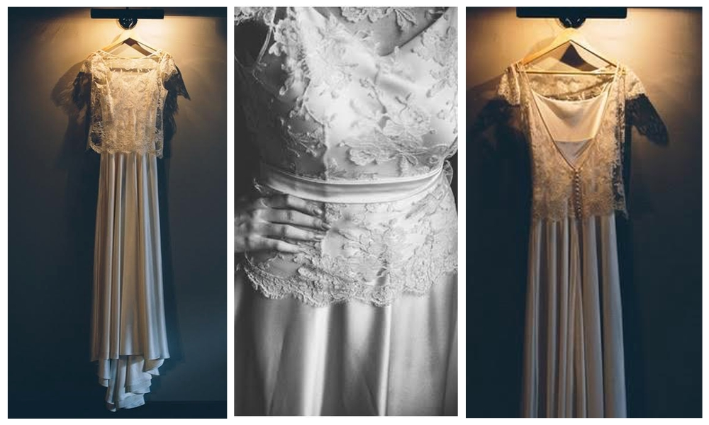 Kate Halfpenny 'Iris' jacket & 'Thea' dress Sold
