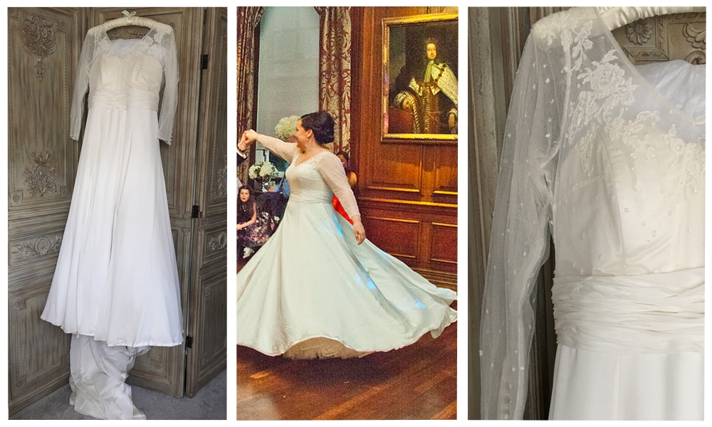 Phillipa Lepley Couture £1995