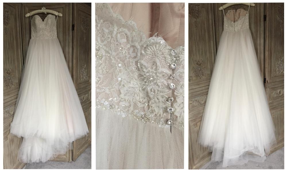Watters Brides 'Sheridan' £995